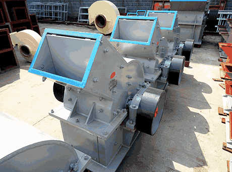 NiceFrance Europehigh end cobblestonehammer crusher for