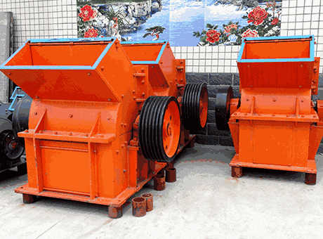 Jakarta Economic Portable Calcining Ore Hammer Crusher