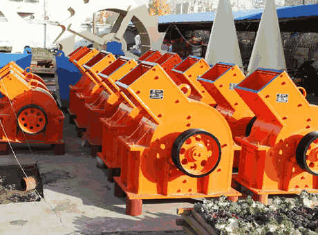 Nice France Europe high end cobblestone hammer crusher for