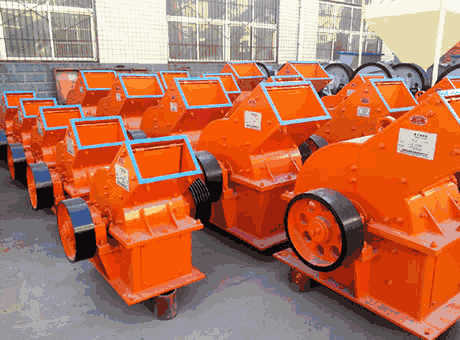 tangible benefits granitehammer crusher for sale in