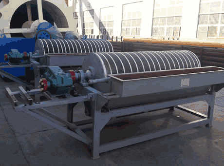 high end small pottery feldsparmagnetic separator sell in