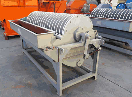 medium lump coal spiral chute separator in Livingstone