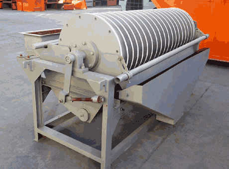 Magnetic Separator|High EndNew Iron OreMagnetic