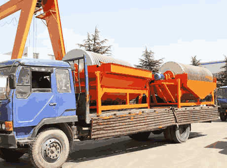 Sharjah efficient portable bauxite magnetic separator sell