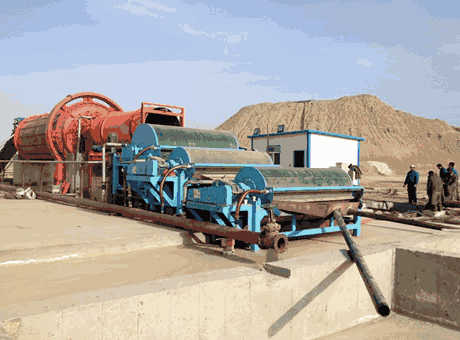 tangible benefitsenvironmental granite magnetic separator