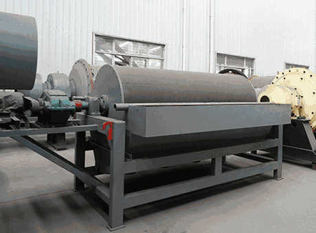 Paris high end gypsum spiral chute separator sell it at a