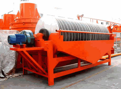 high quality medium potash feldspar magnetic separator for