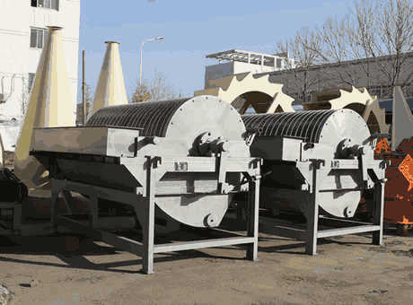 magnetic separator for iron and manganese ore, magnetic