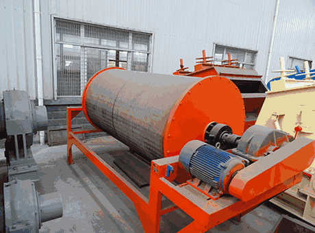 efficientmediumlump coalmagnetic separator in Karaganda
