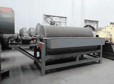 low price large lime magnetic separator sell it at a