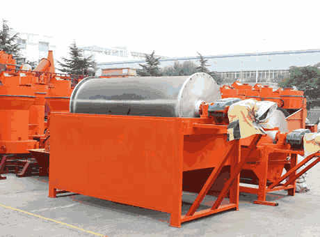 high quality mediumpotash feldspar magnetic separator for