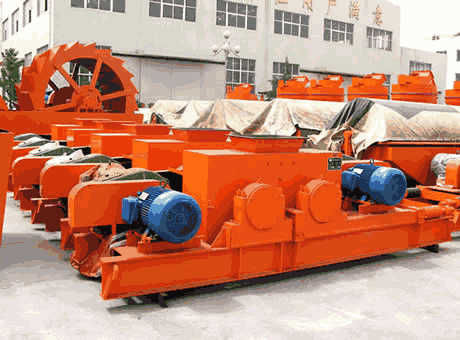 efficient portable pyrrhotite toothed roll crusher for