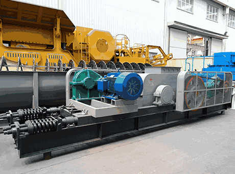 South Americahigh end small calcite roll crusher for sale