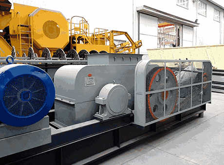 disadvantages of toothed roll crusher