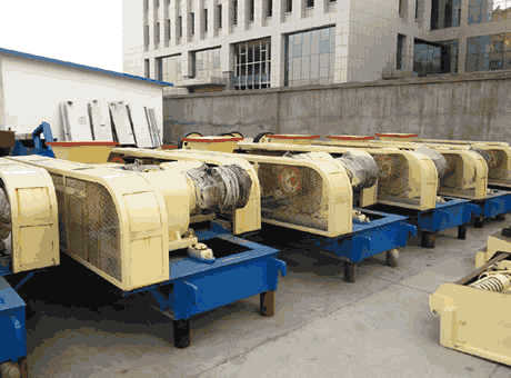 Constanţa efficient large river sandtoothed roll crusher