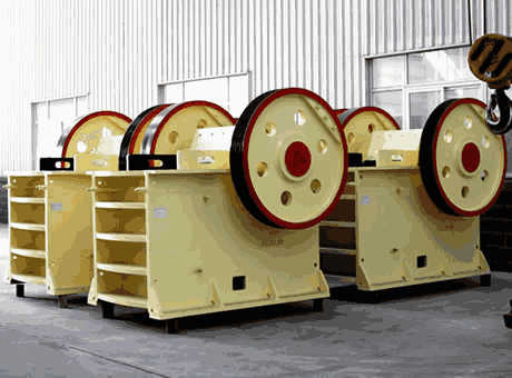 high end large potash feldspar combination crusher for