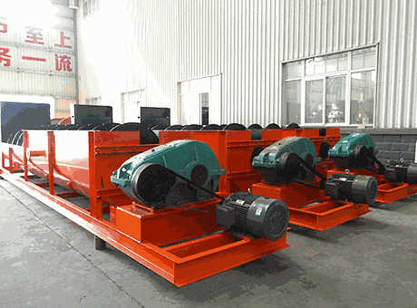 Spiral Classifier|Efficient Large Limestone Iron Ore