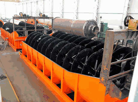 economic new lump coal spiral classifier sell it at a