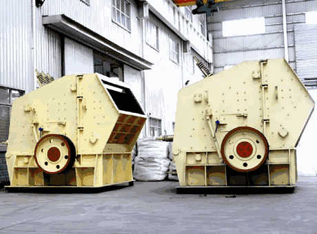 UsedImpact Crushers for Sale| Omnia Machinery