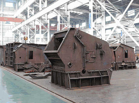 Daman Saudi Arabia West Asia small salt impact crusher