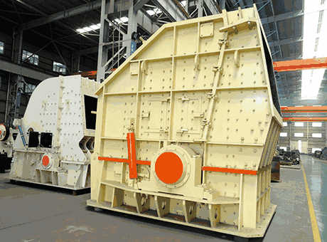 efficient large calcining oreimpact crusher sell in