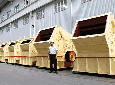 efficient large calcining ore impact crusher sell in Harare