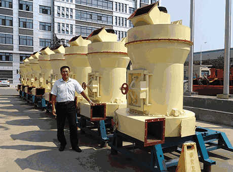 tangible benefitslarge calcite milling production line