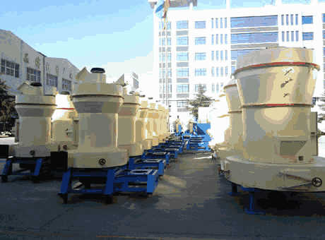 high quality portable gangue milling production line sell