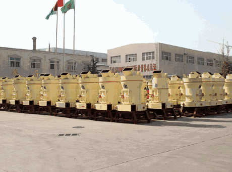Mongolia environmental cobblestone milling production line