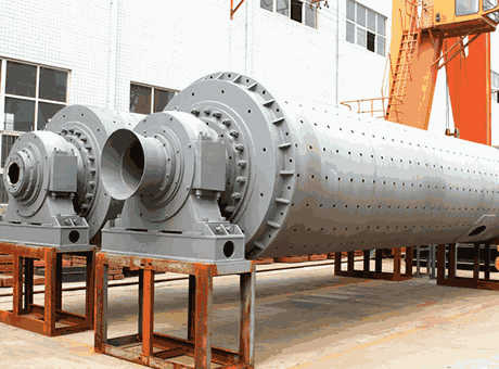 Trona Crush Hosokawa Alpine Ball Mill And Classifier