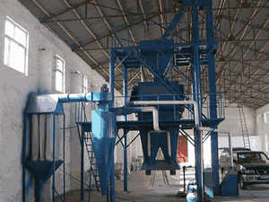 Tricyclic Medium Speed Micro Powder Mill