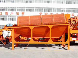tangible benefits portable calcium carbonate mining