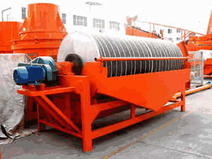 high qualityportableiron ore cable recycling machine in