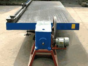 Linearor circularvibrating screen, what is the