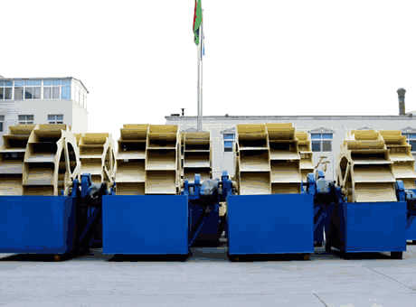 economic environmental silicate sand washing machine sell