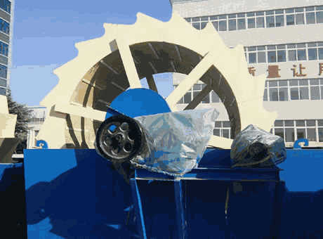 high quality new gypsum sand washer sell it at a bargain price