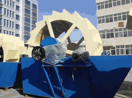 silica sand processing and sand washing plant equipment