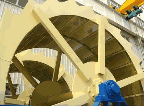Daejeon economicportable limestone sand washing machine