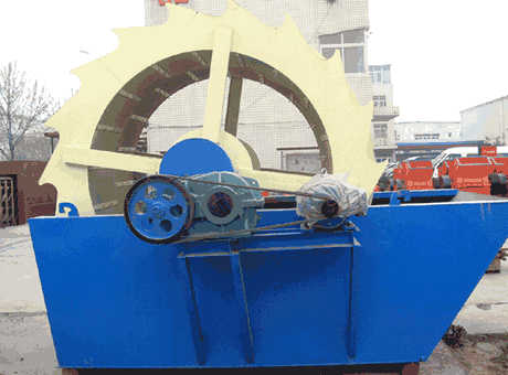 Azoppo economic small sandstone sand washing machine price