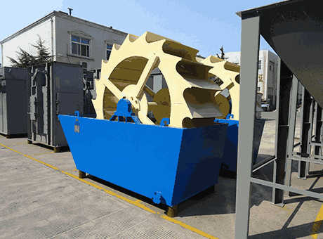 Ndola economic new chrome ore sand washer   FlexiBle