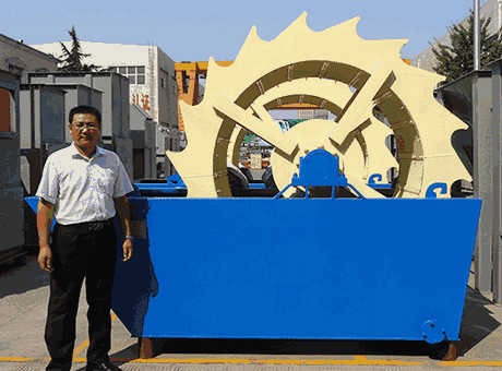 Sand Washing Machine | Dewatering Screens Manufacturer – LZZG
