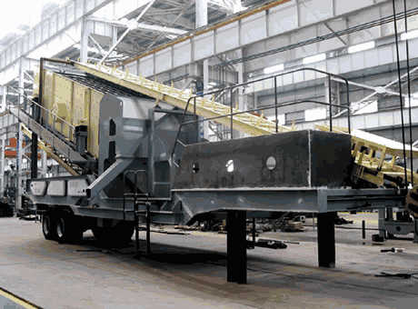 Brisbane high quality medium gypsum mobile crusher