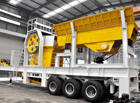 smallchrome oremobile crusher in IlorinNigeria Africa