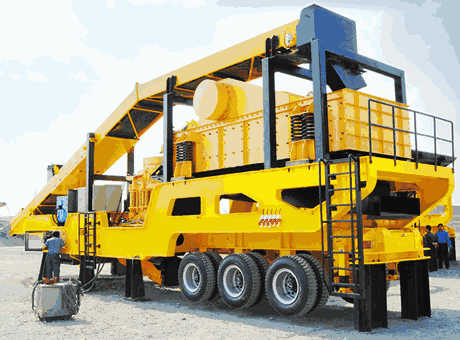 High Quality Environmental Dolomite Mobile Crusher In