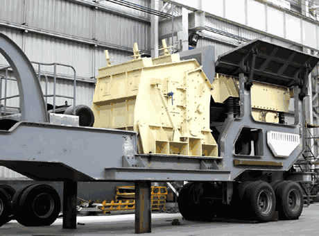 uh mobile crusher plant