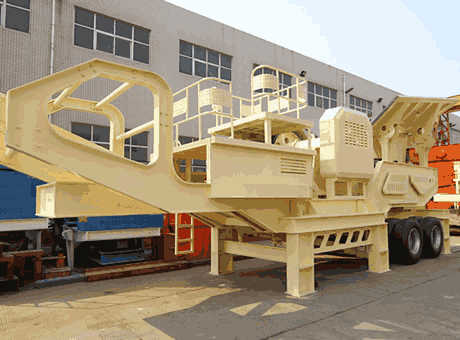 tangible benefits calcium carbonate mobile crusher for