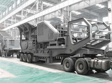 high quality new carbon black mobile crusher sell in