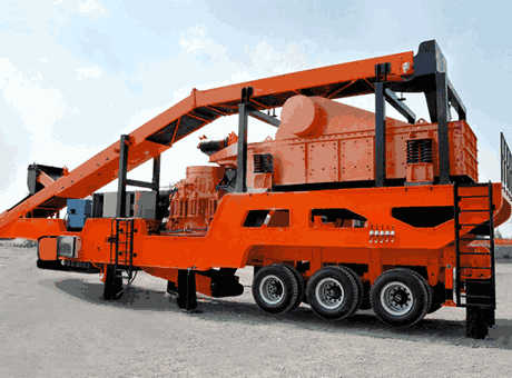 high end large gypsum mobile crusher sell it at a bargain