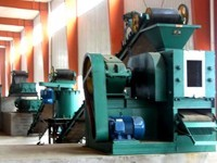BrusselsHigh EndCement Clinker Briquetting Machine Sell