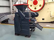 Abuja economic largequartz briquetting machinesell it at
